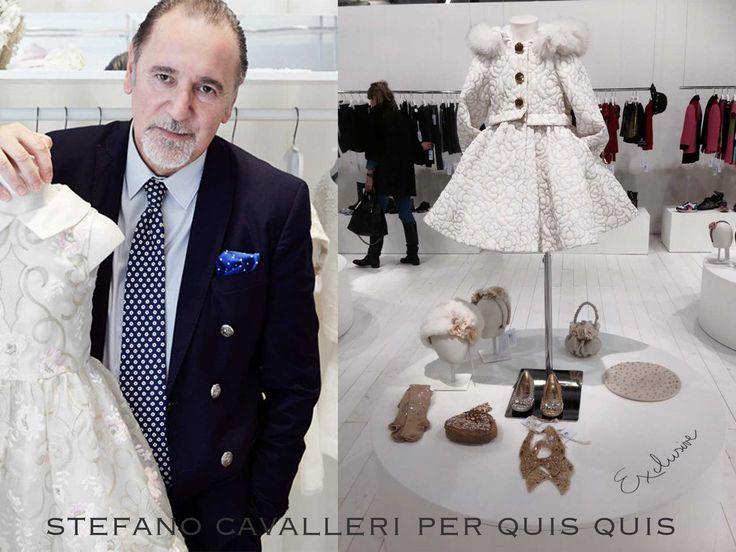Stefano Cavalleri - Pitti Bimbo