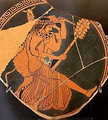 Ménades – Bacantes - eram ninfas seguidoras e adoradoras do culto de Dioniso (ou Baco, na mitologia romana). Eram conhecidas como selvagens e endoidecidas, de quem não se conseguia um raciocínio claro.