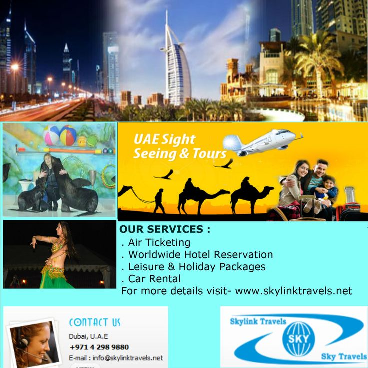 Christmas Travel Package Deals: 17 Best Images About Best Travel Service Provider In Dubai