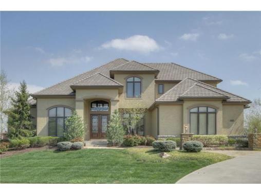 76 Overland Park Luxury Homes 5804 Golden Bear Drive Overland Park Ks Use Keller