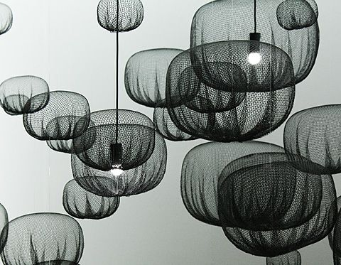 """Farming-net"" Collection by Nendo (Foto © Dimitrios Tsatsas)"