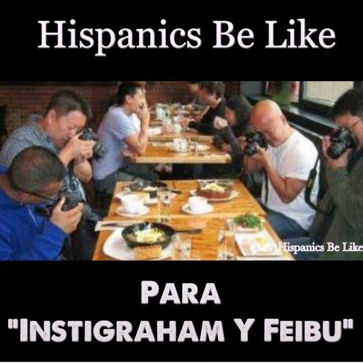 Hispanics be like ..lmaoo!
