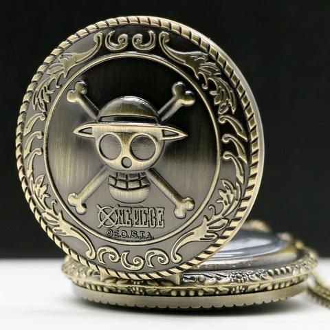 One Piece - Pocket Watch    https://the-gift-shack.com/collections/one-piece/products/one-piece-pocket-watch-mens