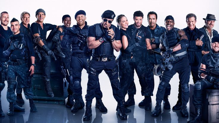 Don't go into The Expendables 3 expecting a great film, because it's barely good. It's not quite as self-aware or all-out-stupidly-fun as Expendables 2, but it's more of the same nonsense. Mediocre nonsense, but fun all the same. http://gameshud.net/reviews/2014/8/21/the-expendables-3/