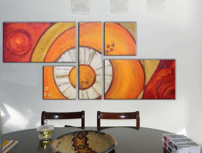 Cuadros decorativos abstractos cuadros modernos for Cuadros decorativos abstractos