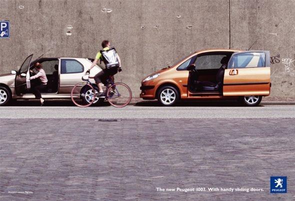 Peugeot 1007 - Euro RSCG - Amsterdam