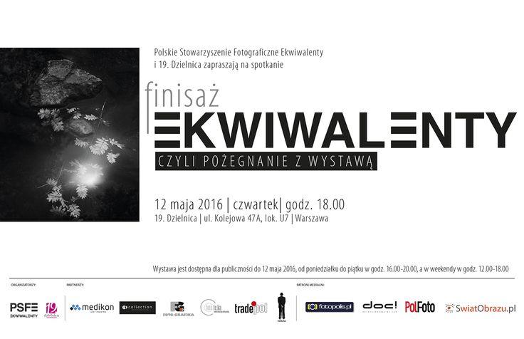 Finisaż wystawy EKWIWALENTY
