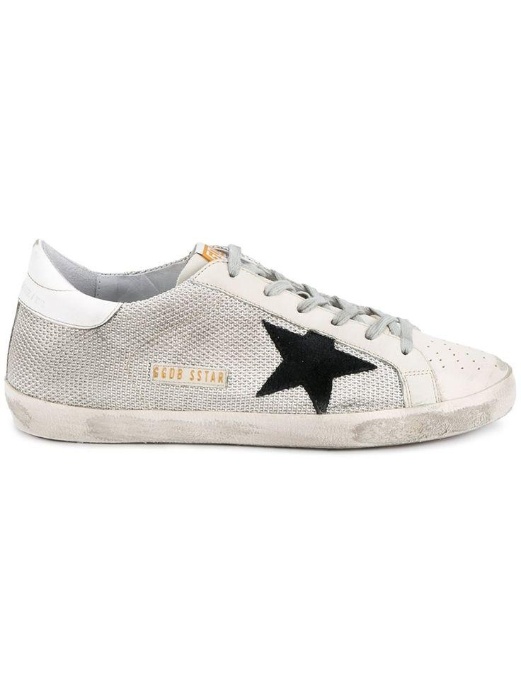 "Golden Goose Deluxe Brand zapatillas ""Super Star"""