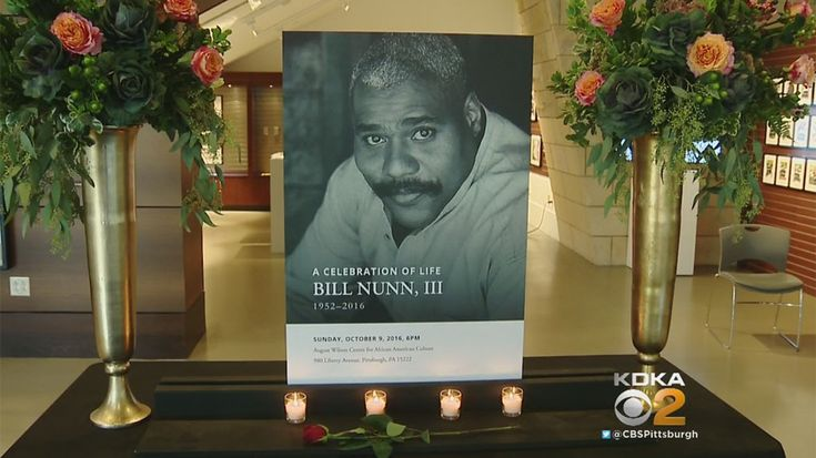 Family members, friends and some of Hollywood's biggest stars came to Pittsburgh to remember actor Bill Nunn on Sunday.