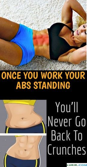 When it comes to ab workout most people picture crunches or some exercise that i… – Betsy Petawabano