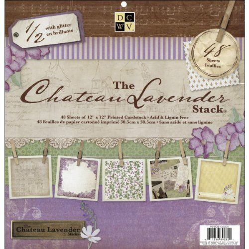 Diecuts With A View Chateau Lavender Paper Stack 12'X12' ... https://www.amazon.co.uk/dp/B007F0XZ64/ref=cm_sw_r_pi_dp_x_OpG-xbED8EGAK