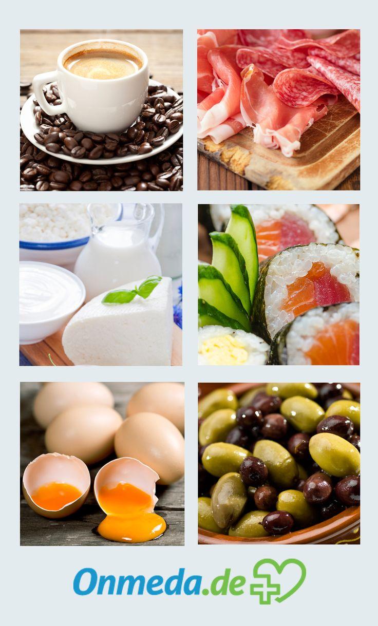 PDF: Verbotene Lebensmittel in der Schwangerschaft.  (Bildquelle: istock)