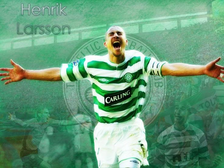 Henrik Larsson - Celtic Legend