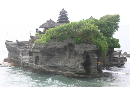 Temple at Tanor Lot