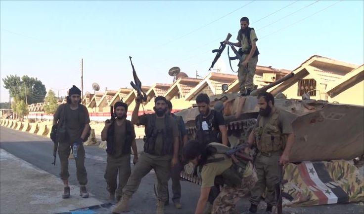 Innalillah, Panglima Jaisyul Fath Gugur Diserang Jet AS di Aleppo - Kiblat
