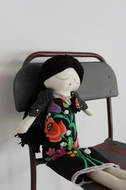 Cloth Doll Eloise