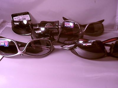 25 NEW  FOSTER GRANT IRONMAN SUNGLASSES  SOFT DRAWSTRING POUCHES FREE SHIPPING