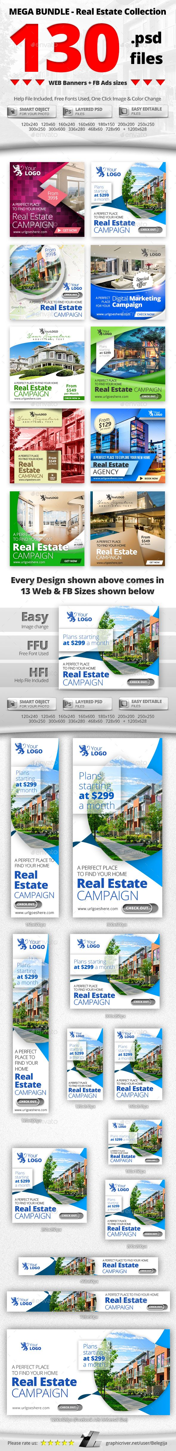 10 in 1 Real Estate Web & FB Banners - MEGA Bundle 3 - Banners & Ads Web Elements Download here : https://graphicriver.net/item/10-in-1-real-estate-web-fb-banners-mega-bundle-3/19578686?s_rank=85&ref=Al-fatih