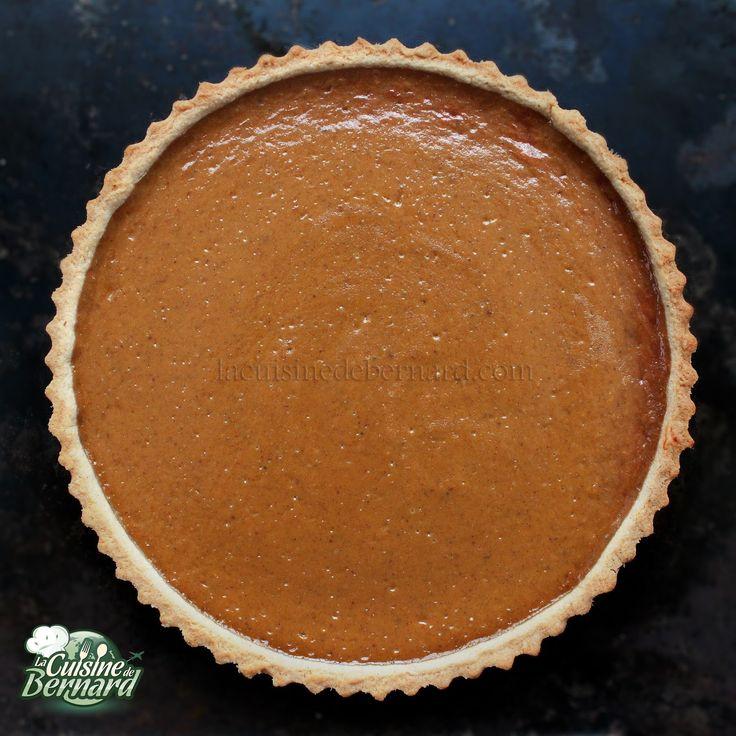 La Cuisine de Bernard : Pumpkin Pie, Tarte à la citrouille