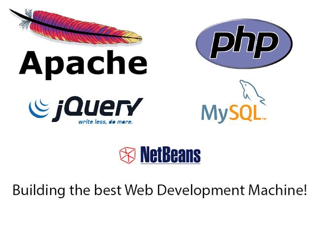 Techie Anish's Blog: Set up the best web development environment - Netbeans + Apache + PHP + MySQL + jQuery and lots more!: Everything Tech - Reviews, Q & A, Coding, Tutorial, Apps and More