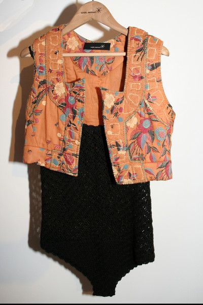 Isabel Marant Spring 2006 - Details