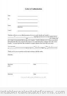 Short_Sale_Letter_of_Authorization