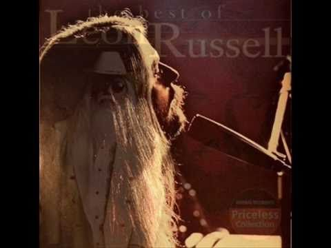 Leon Russell -  A Song For You  (1970)--  An All-Time Favorite of Most of My Generation.....Leon At His Best!!