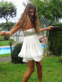 Cute dress for wedding guest