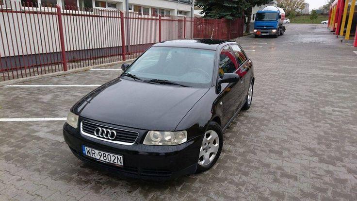 Audi A3 - audi a3 1.6 benzyna 2001 rocznik