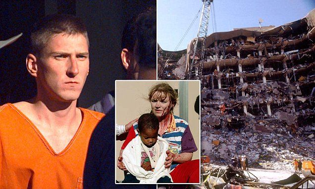 McVeigh defense archive shows OKC bomber viewed fatal blast as failure #DailyMail