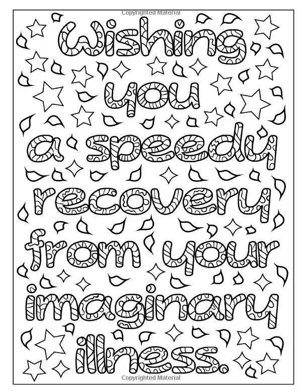 Pin On Swear Coloring Pages