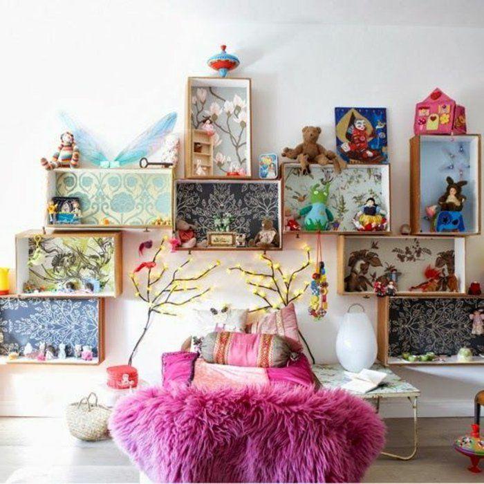 Dreamy Celebrity Nurseries: 25+ Best Ideas About Papier Peint Fille On Pinterest