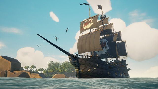 Sea Of Thieves 2019 Review A Sea Change Gaming News Entertainment Sea Of Thieves Thief Fantasy Places