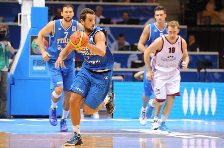Italian men's national basketball team Italian men