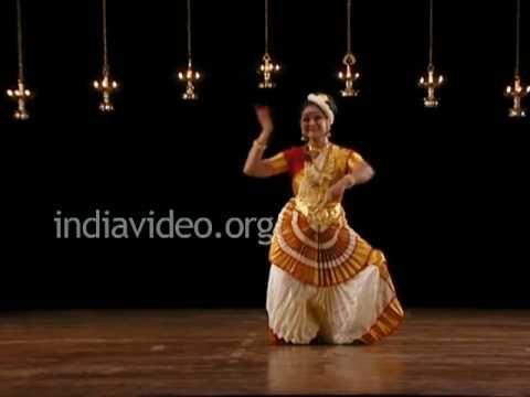 Ananda Ganapathy, Mohiniyattam Performance, Sunanda Nair, Kerala