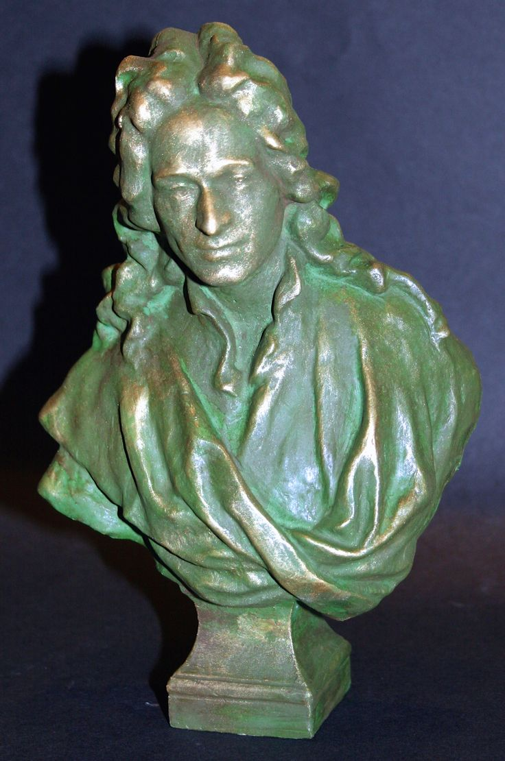 l'impression et finition patine bronze