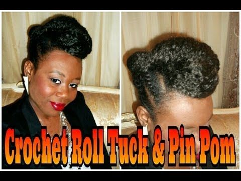 ☆Here is another protective style using Puffy twist synthetic hair. Take Care :)