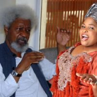 Video: Guy Turns Patience Jonathan's Cry into a Wole Soyinka Vs Patience Faceoff  WATCH THE VIDEO: