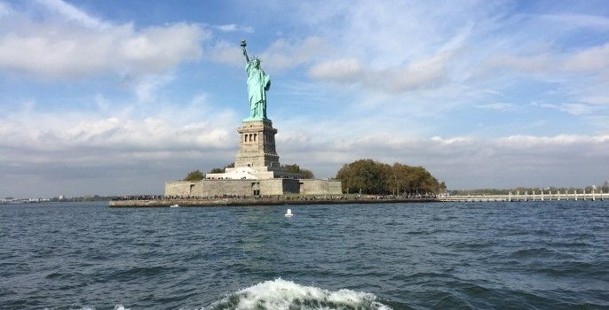 Statue of Liberty, NY
