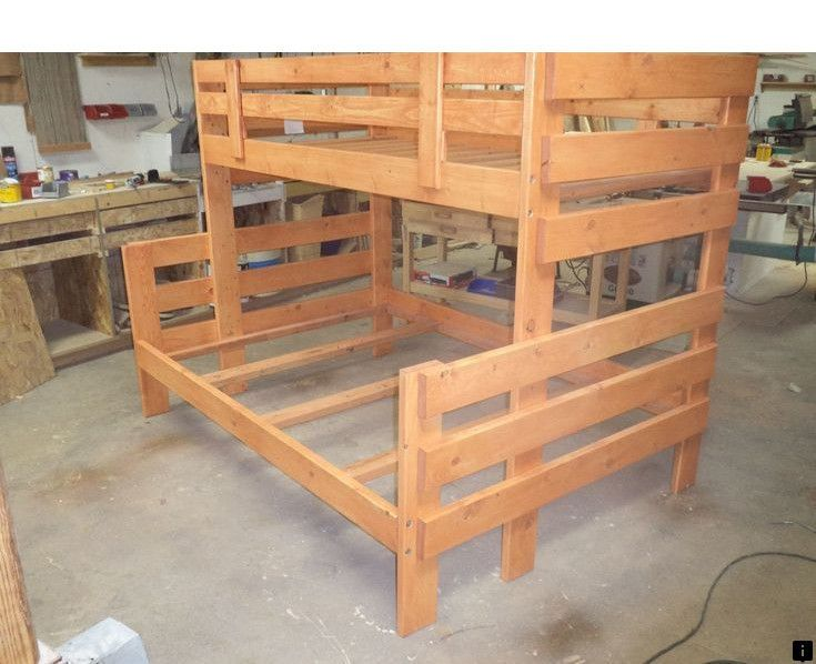 Want To Know More About Single Over Double Bunk Bed Plans Check The Webpage To Learn More Do Not Miss Our Web Pages Bunk Bed Plans Bunk Beds Diy Bunk Bed