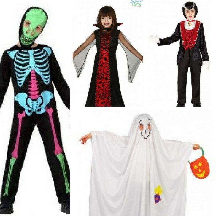 Disfraces y Decoración de miedo para Halloween con DisfracesParty