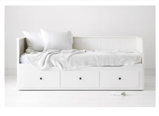 Hemnes Daybed Ikea Decorating Ideas Pinterest