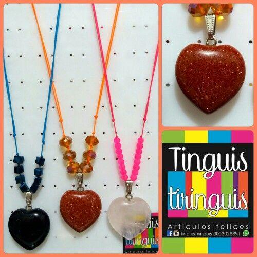 Collares Cuarzolove #tinguistiringuis  #accesoriosfelices  #playerastyle  $18k