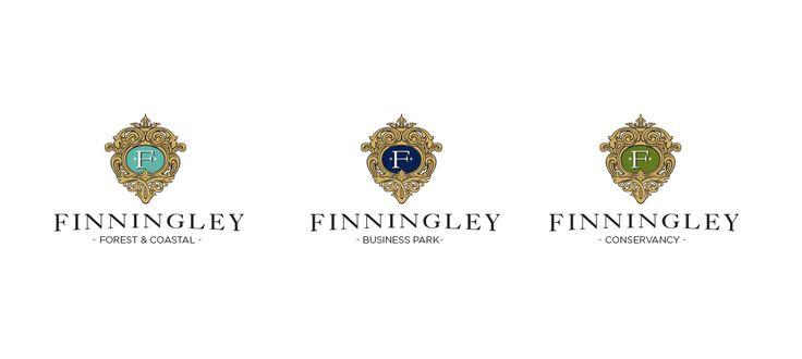 Finningley Est. 1910: Logo Design and Branding by Electrik Design Agency www.electrik.co.za/