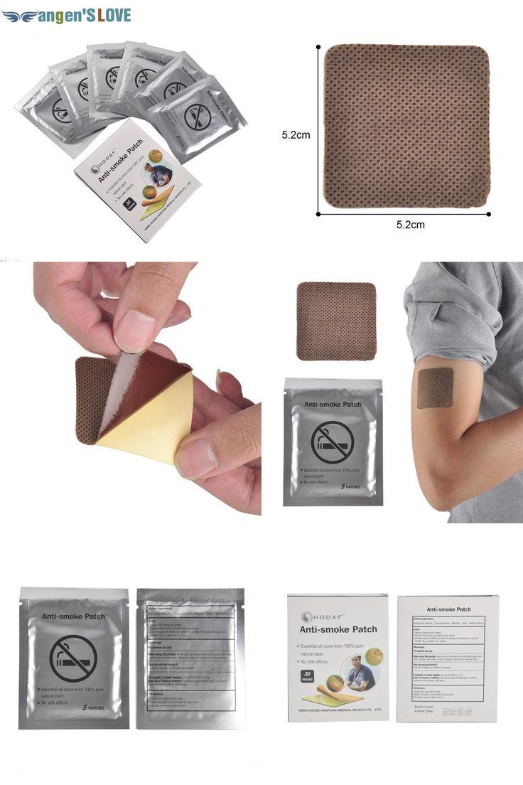 [Visit to Buy] 30 Patches 100% 2016 Natural Stop Smoking Patches & Quit Smoke Plaster New Arrial Stop Smoking Patches Anti-smoke Patch #Advertisement