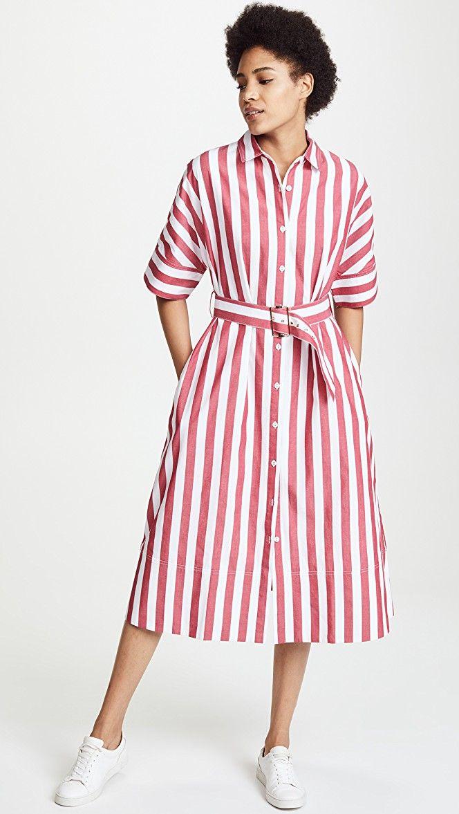 6437bebf713 Rachel Antonoff Benay Shirtdress