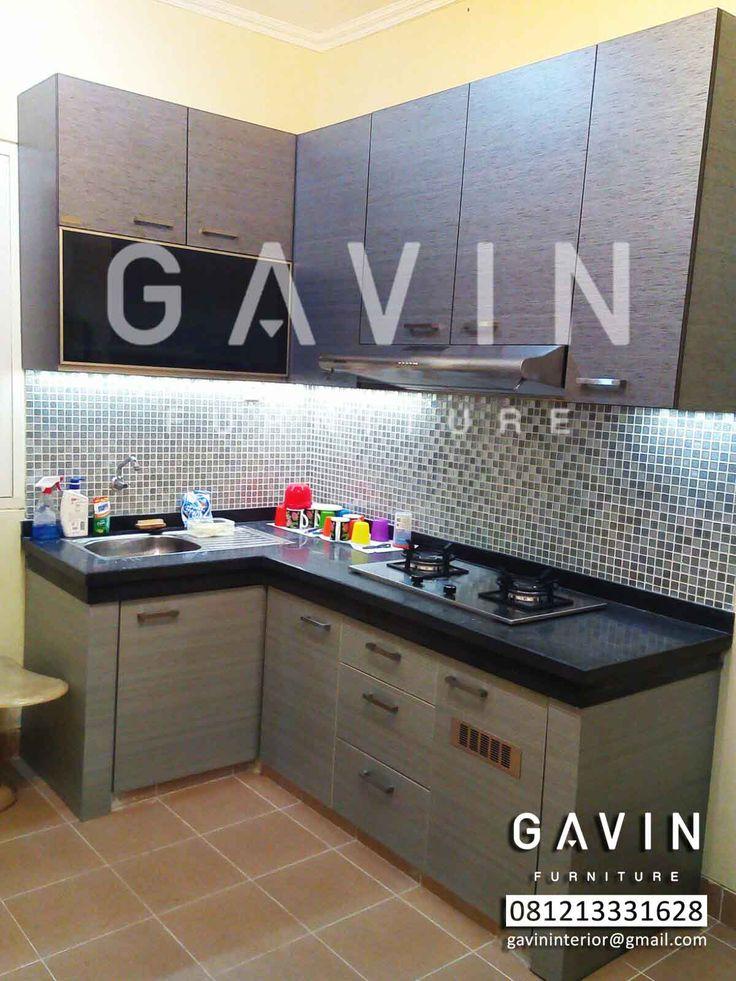 12 best hpl finish kitchen cabinets images on pinterest for Kitchen set hpl