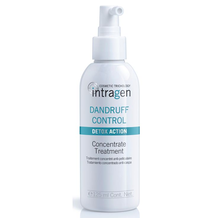Intragen Dandruff Control Concentrate Treatment 125ml.