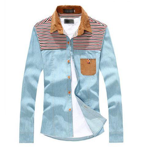 Buy Men's Shirt. ✓ Free Shipping ✓ Money back guarantee✓ Big discount✓ Accept bank card and Paypal. #mensstyle #mensfashion #menslook #menswear