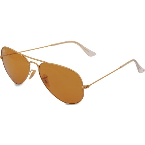 ray ban sunglasses 3025  ray ban aviator sunglasses 3025 ($112) ? liked on polyvore featuring accessories,